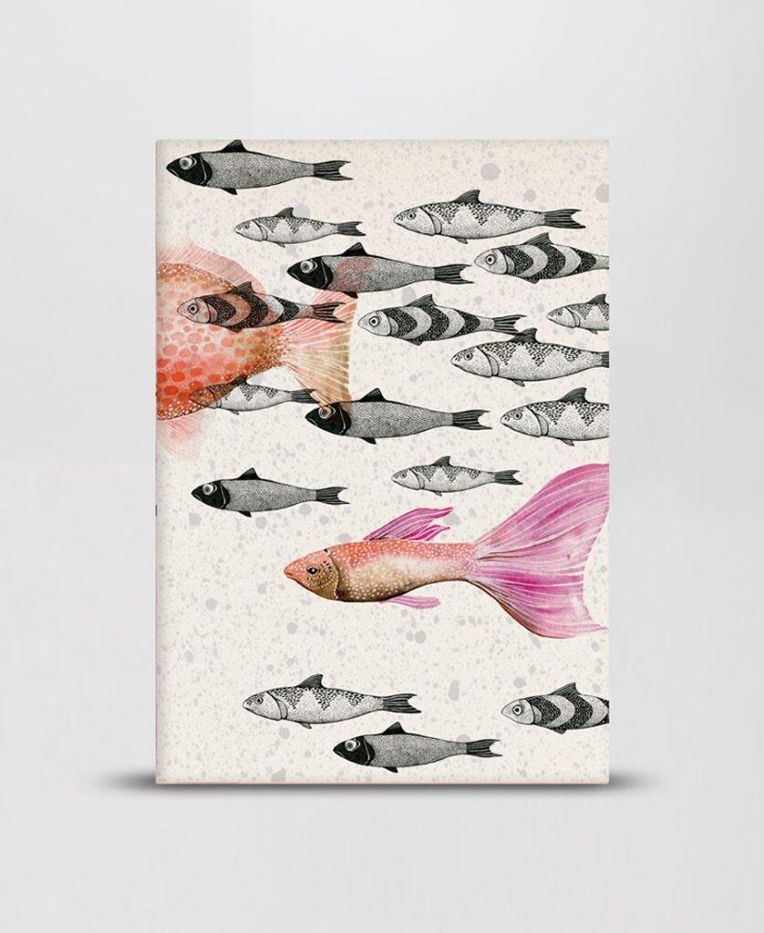 Notebook Deep sea grey
