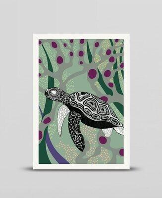 Mini print Turtle