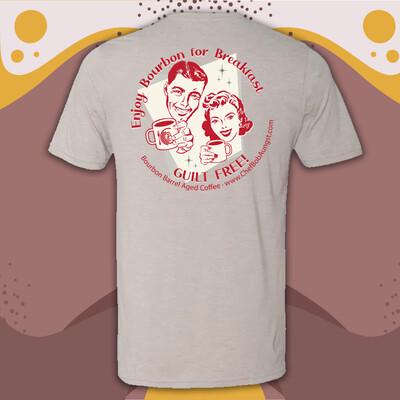 Bourbon for Breakfast Men's T-Shirt