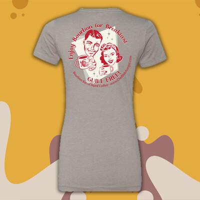 Bourbon for Breakfast Women's T-Shirt