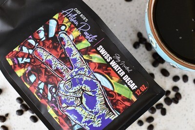 Swiss Water Decaf Artisan Roasts Premium Coffee