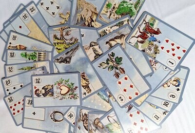 Lenormand Deck (Traditional Style)