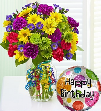 It's Your Day Bouquet - Happy Birthday