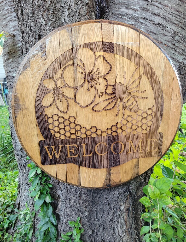 Welcome Bee