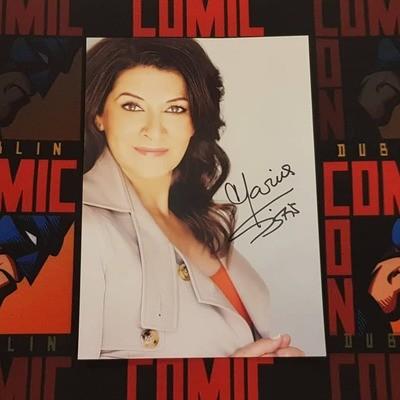 Marina Sirtis - Signed Photo