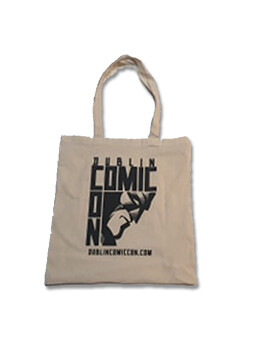 DCC Cotton Tote Bag (Dublin Stock)