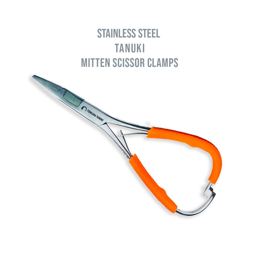 Tanuki Quick Release Mitten Scissor Clamp