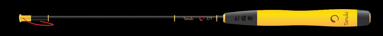 Tanuki 275 -Yellow Grip-Sold Out