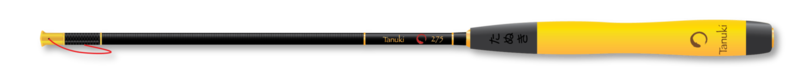 Tanuki 275 -Yellow Grip - Out of Stock