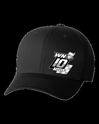 WN 10 Years Flexfit Cap