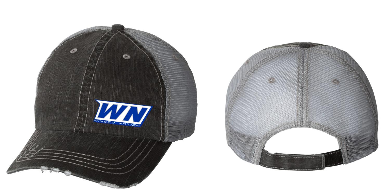 2019 Winged Nation Adjustable Cap: Unstructured Mega Cap