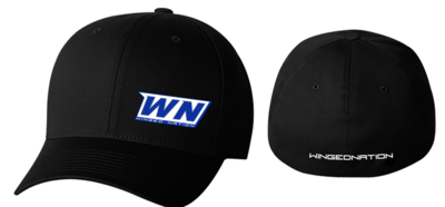 Winged Nation 'WN' Flexfit Cap - TWO COLORS AVAILABLE