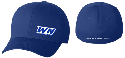 Winged Nation 'WN' Flexfit Cap