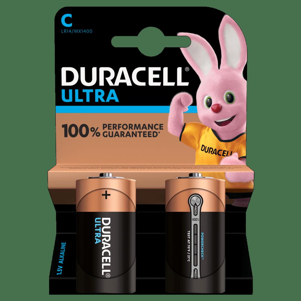 C Duracell Ultra