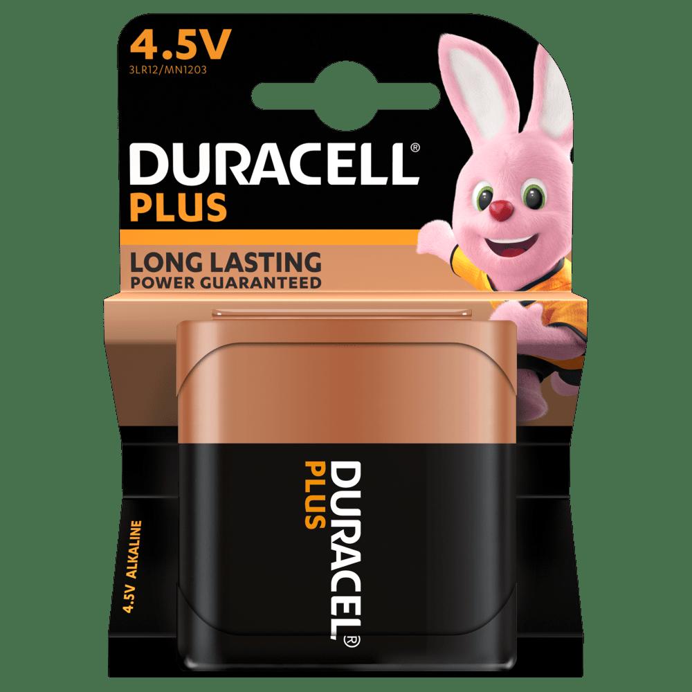 4.5V Duracell Plus