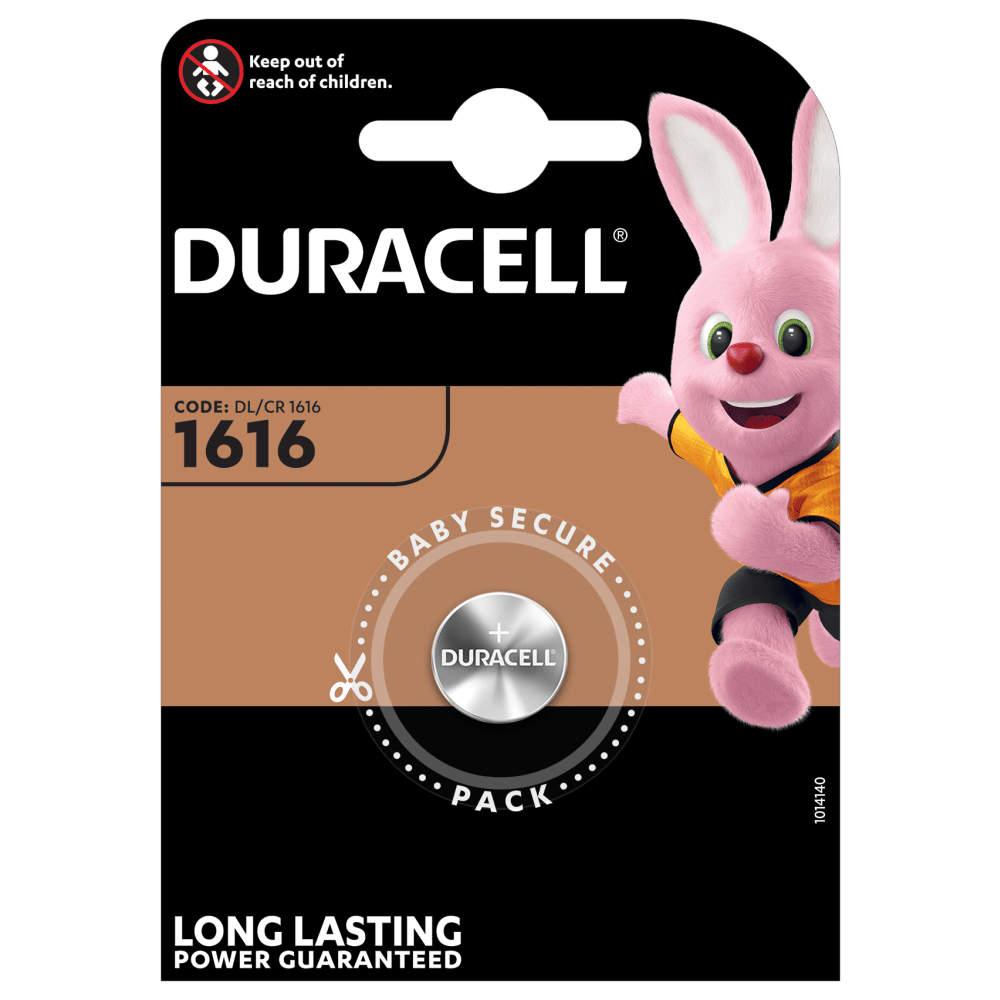 1616 Duracell