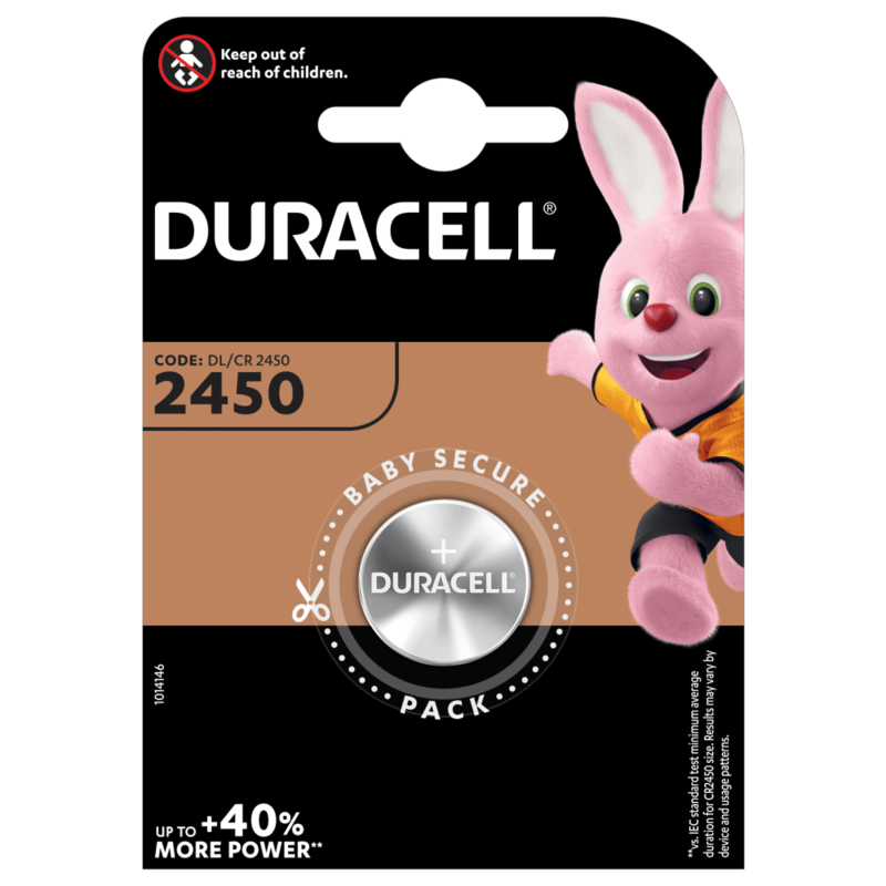 2450 Duracell