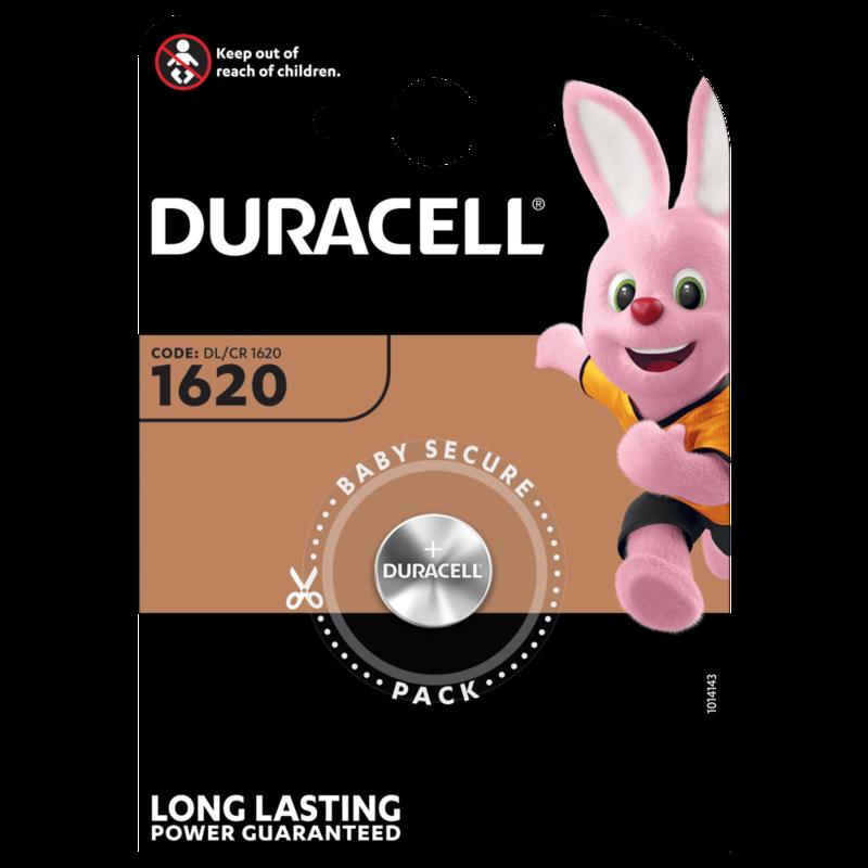 1620 Duracell