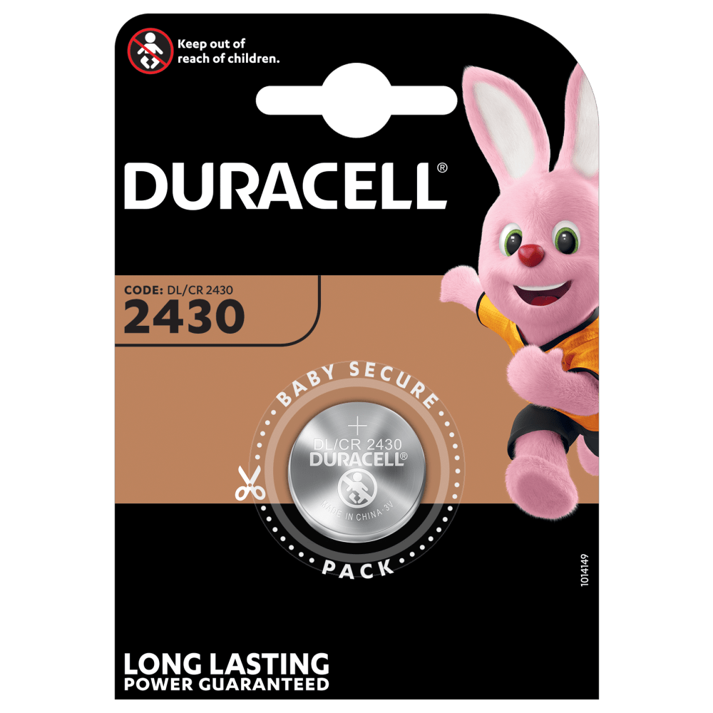 2430 Duracell
