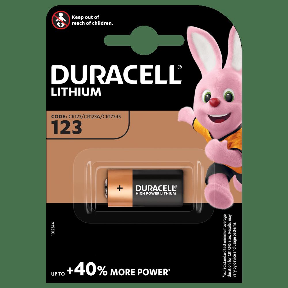123 Duracell