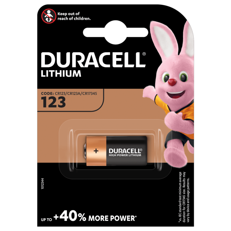 123 Duracell