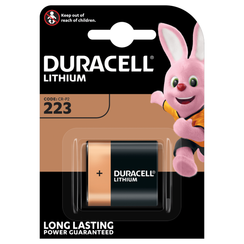 223 Duracell