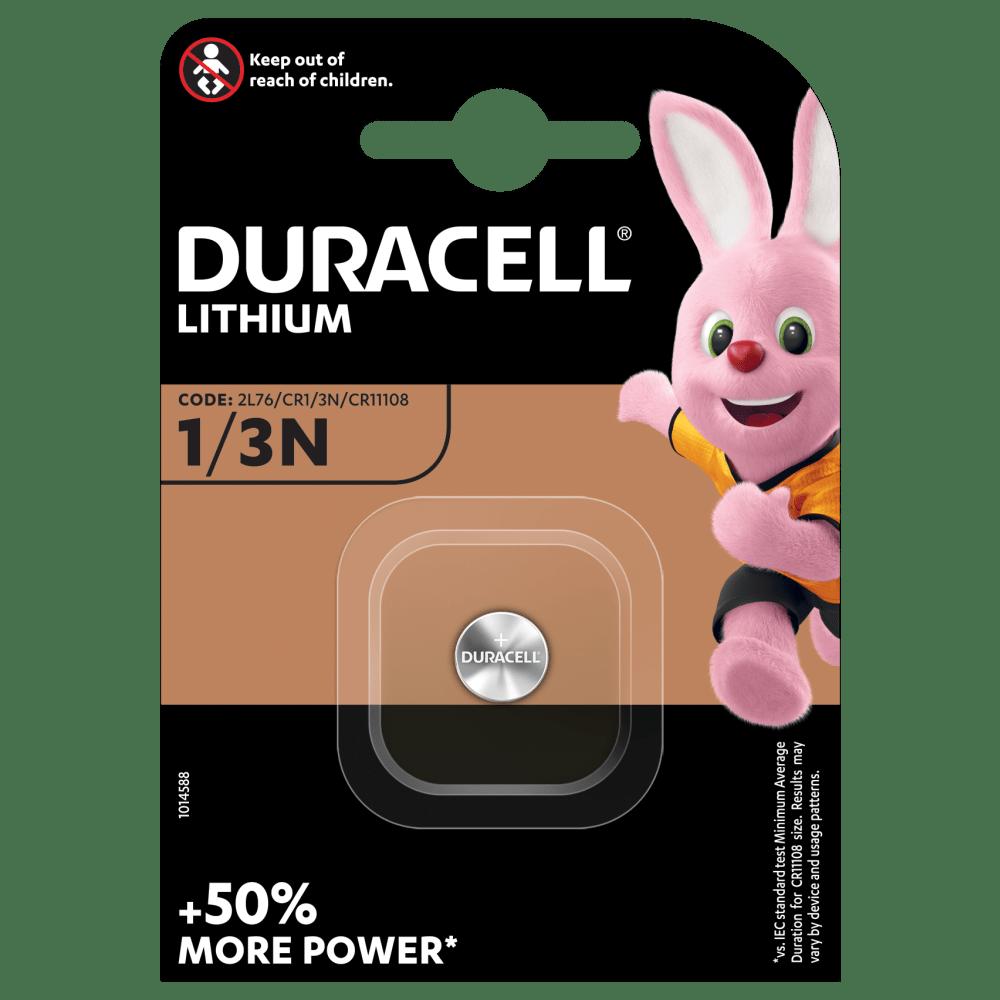 1/3N Duracell