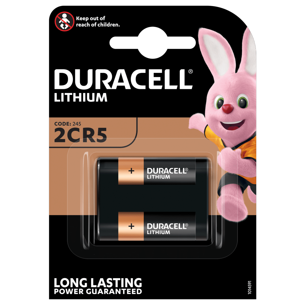 245 Duracell