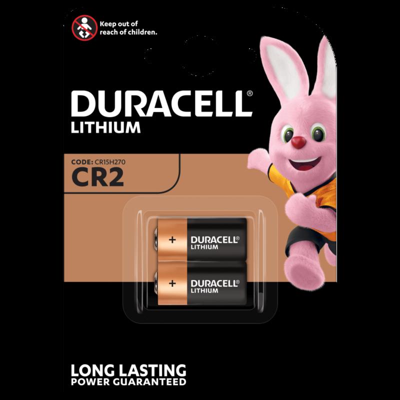 CR2 Duracell
