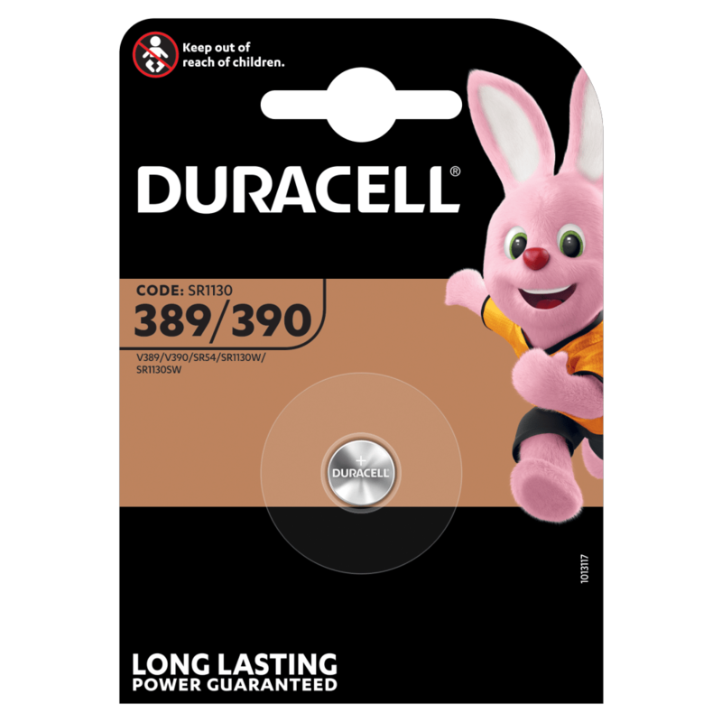 389-390 Duracell