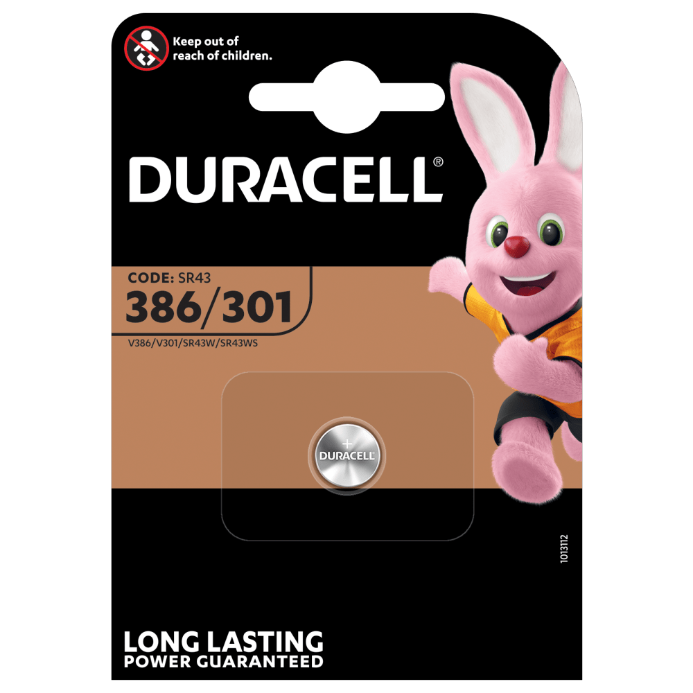 386-301 Duracell