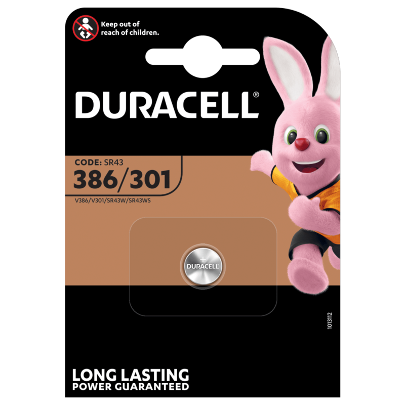 386-301 Duracell