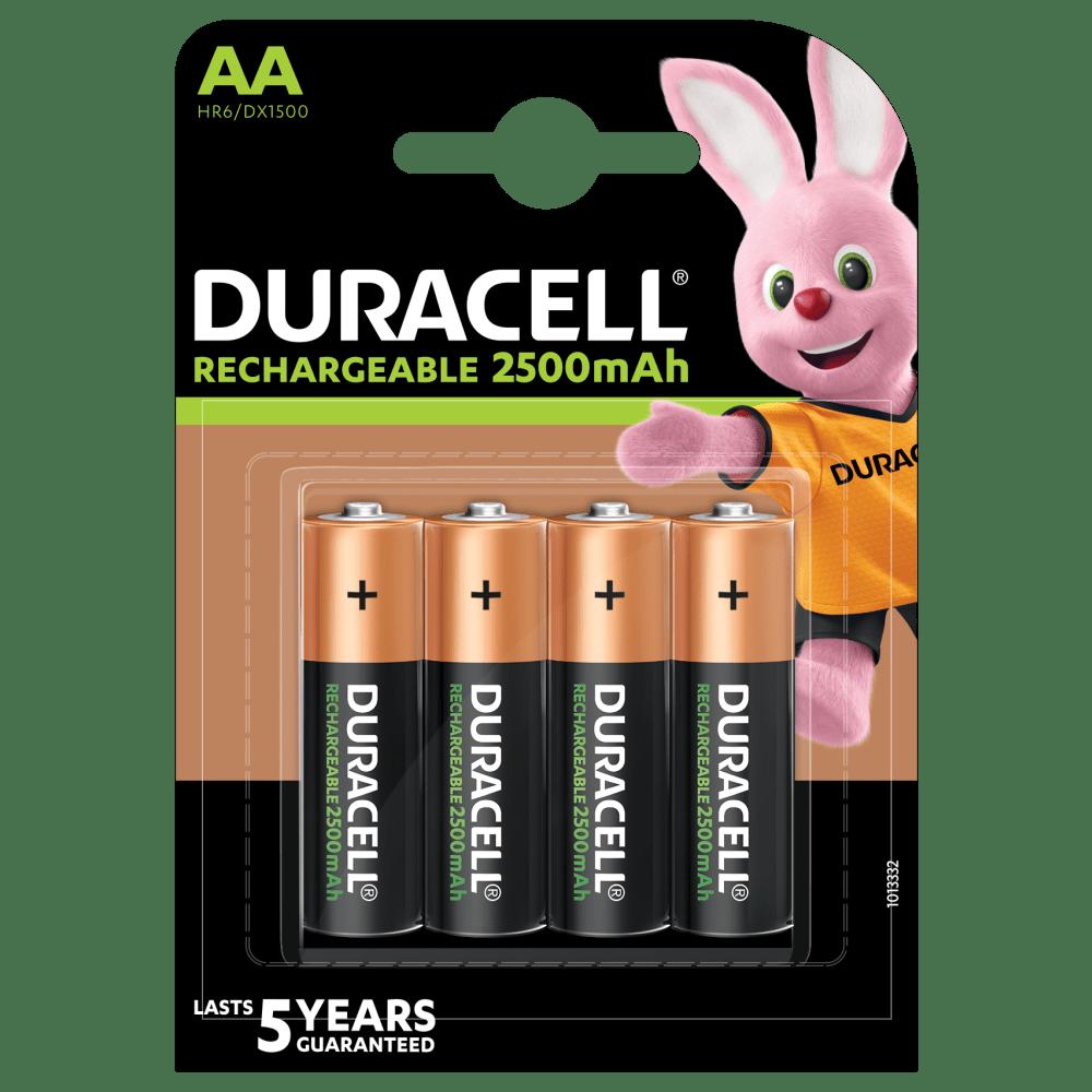 AA Duracell Recargable