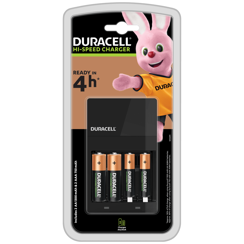 CEF14 Speed Value Charger Duracell