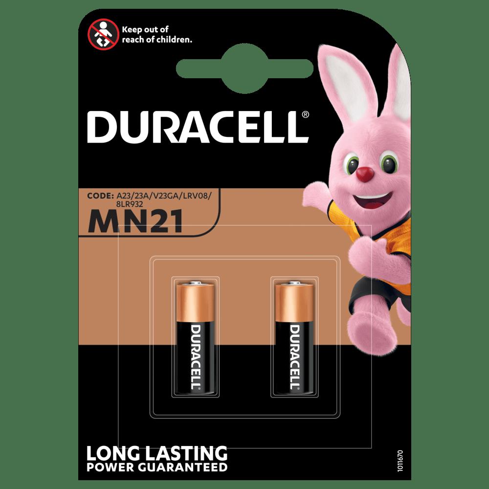 MN21 Duracell