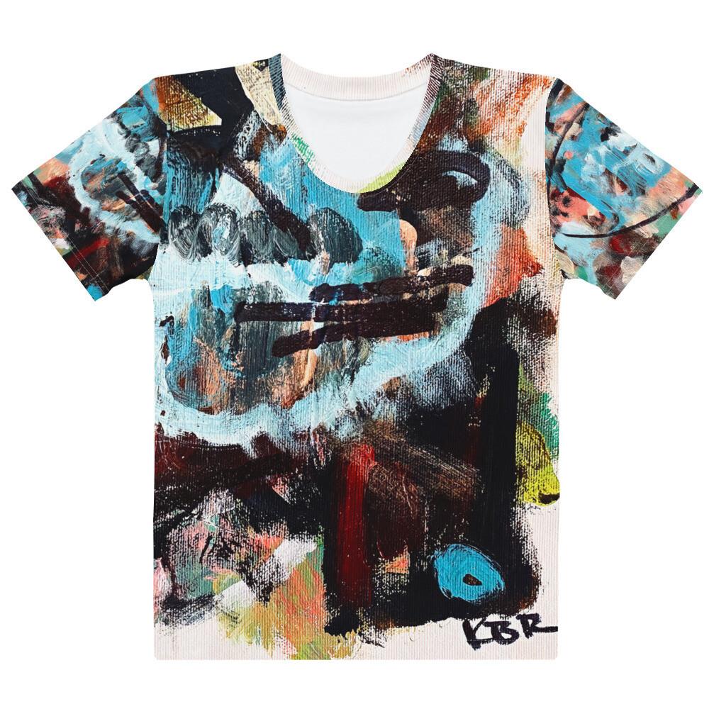 Unique KBR ArtTee | Waconda | Women's T-shirt