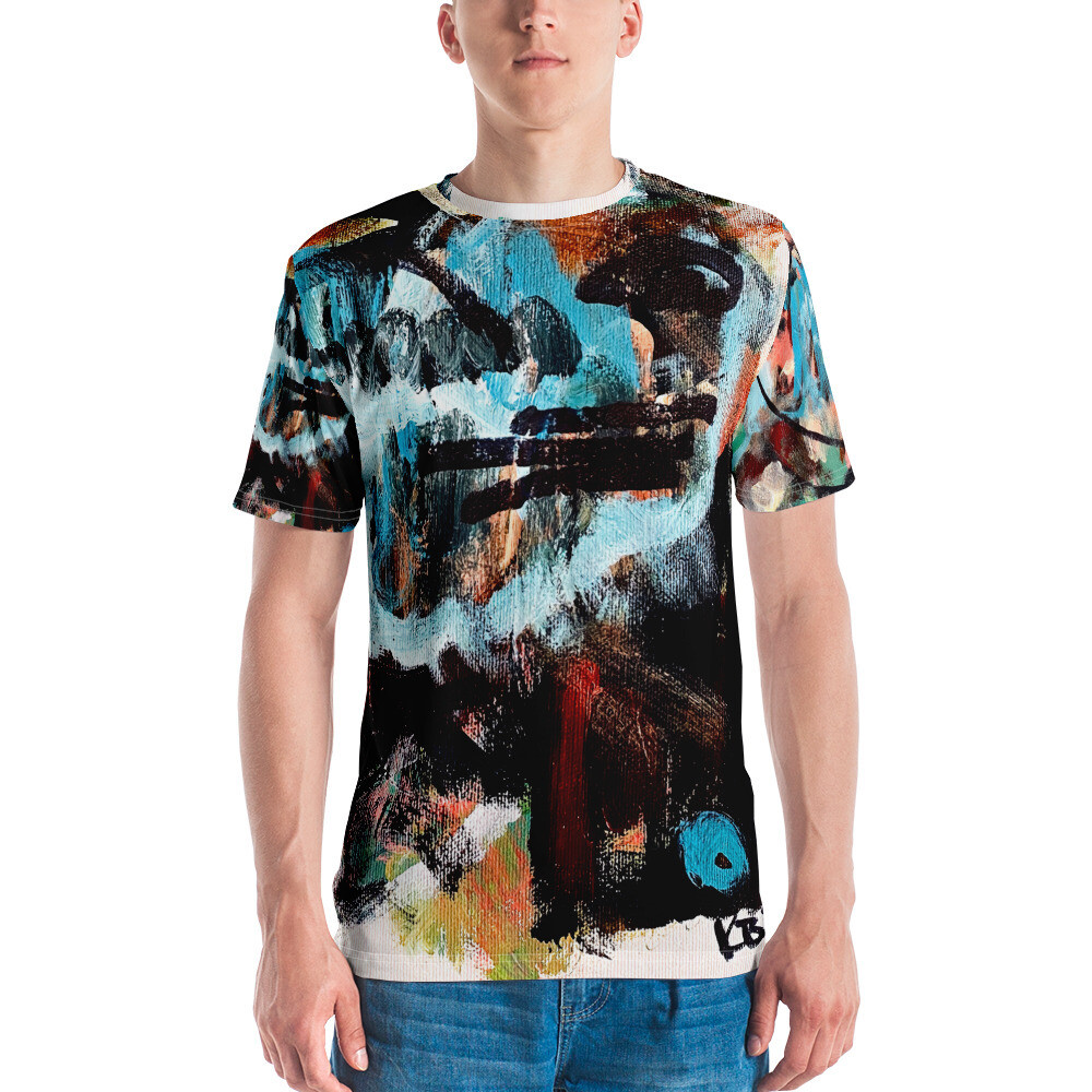 Unique ArtTee by KBR | Waconda | Men's T-shirt