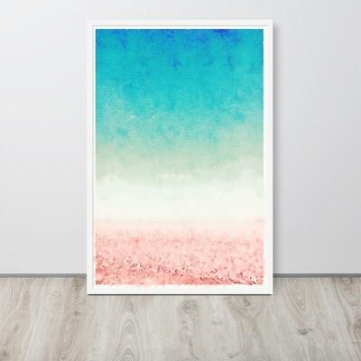 Wheat Daze Framed Art Print
