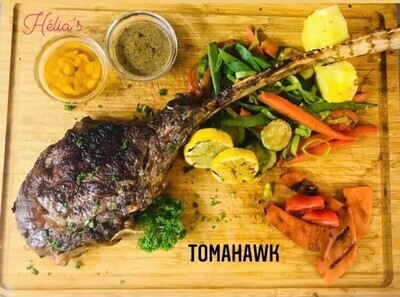 Tomahawk Grillé