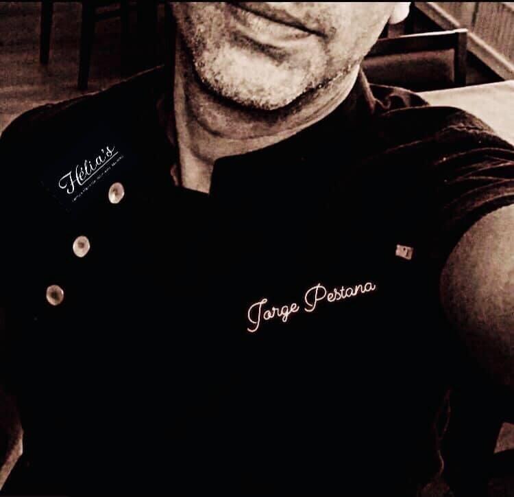 Chef Jorge Pestana