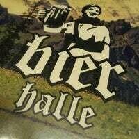 Bier Halle Terrace