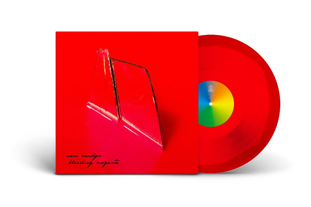 "Bleeding Magenta - 12"" Vinyl"