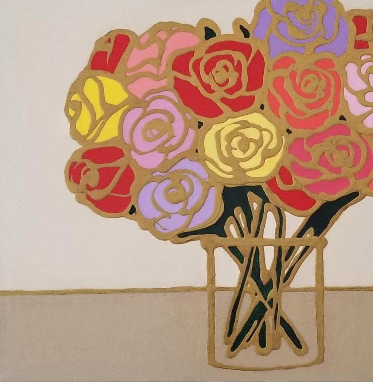 Roses (bouquet)