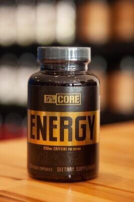 5% Energy Caps