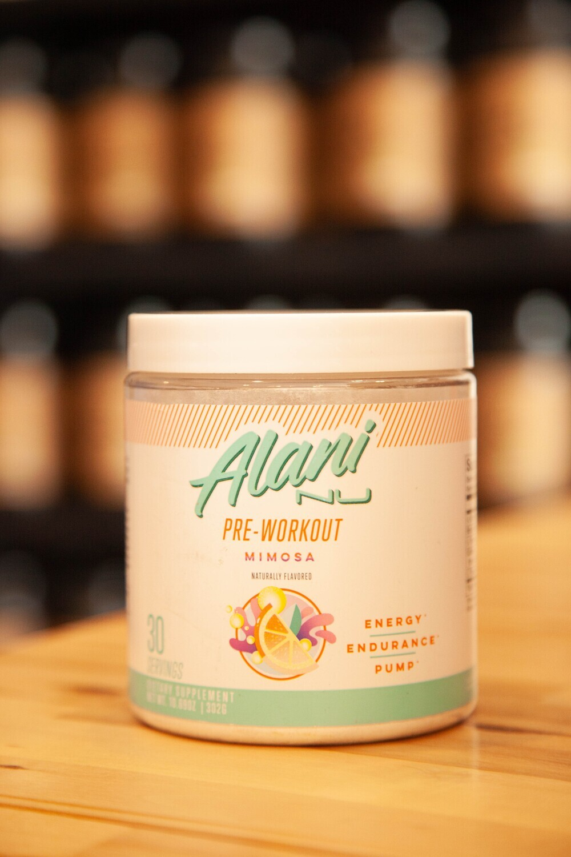 Alani Nu Pre Workout (Mimosa)