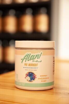 Alani Nu Pre Workout (Breezeberry)