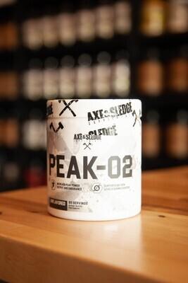 Axe And Sledge Peak O2