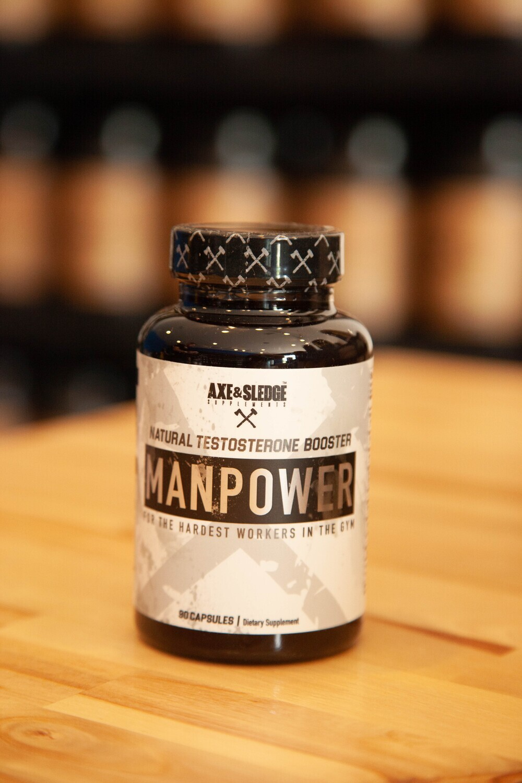 Axe And Sledge ManPower