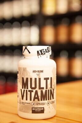 Axe And Sledge Multivitamin