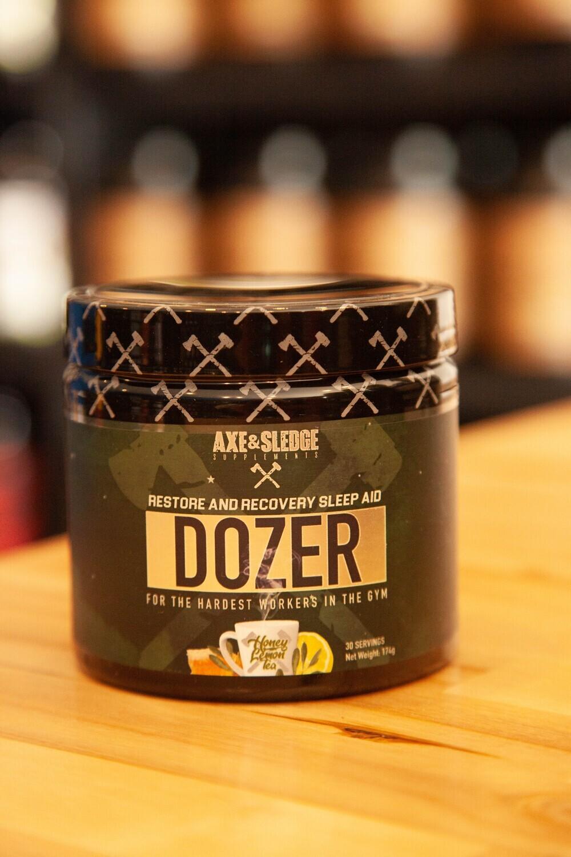 Axe & Sledge Dozer (Honey Lemon Tea)